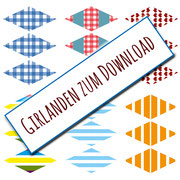 Papiergirlanden zum Download
