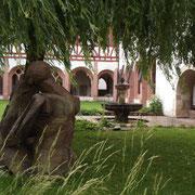 Klostergarten Ebersbach, 2013.