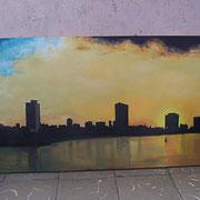 Закат над Гаваной, Куба