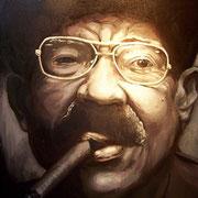 Портрет музыканта (Пио Лейва)