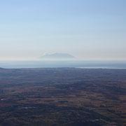 """Blick vom """"Nestos View Point"""" auf Thassos"""