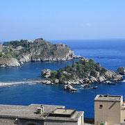 """Isola Bella"", Taormina - 2011"