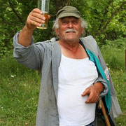 griech. Ziegenhirt - danke für das deutsche Bier