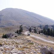 im Parnass-Gebirge - 2008