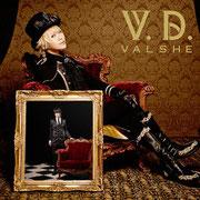 VALSHE様、album【V.D.】初回限定版 トップハット