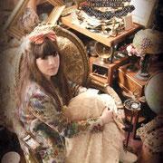 石川智晶様、official Book【私のココロはそう言ってない】作品中 トップハット、パイレーツハット