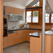 Küche, Ferienwohnung Stempfel, Buchloe, Landsberg am Lech