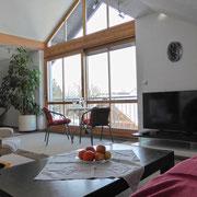 Wohnbereich, Ferienwohnung Stempfel, Buchloe, Landsberg am Lech
