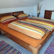 Schlafzimmer, Ferienwohnung Stempfel, Buchloe, Landsberg am Lech