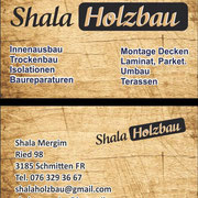 Shala Holzbau