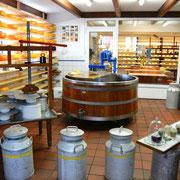 In der Käsefabrik