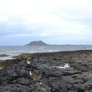 Stadt-Strand von Corralejo