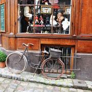 Gassen in Honfleur
