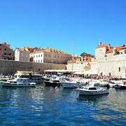 Alter Hafen und Altstadt
