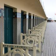 Strandpromenade Les Planches