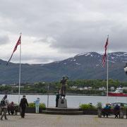 Mot Havet Denkmal