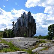 Das Sibeliusmonument