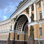 Generalstab am Schlossplatz