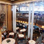 Das Britannia Restaurant