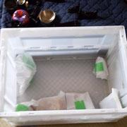 仏具の梱包