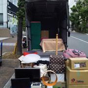 赤帽 神戸の学生引越し
