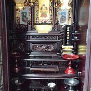 仏壇の運搬
