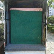 赤帽 神戸の家具の配送