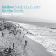Slack key guitar~On the beach