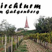 Kirchturm am Galgenberg