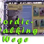 Nordic Walking Wege