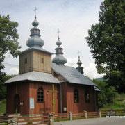 Cerkiew p.w. Św. Dymitra z 1902 r. fot. Jan Waszczuk