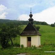 Kapliczka w Bodakach fot. Jan Waszczuk
