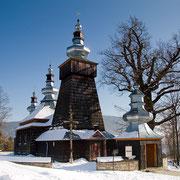 Cerkiew w Berście fot. Piotr Bryłka