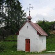 Kapliczka z 1879 r. - Bodaki  fot. Jan Waszczuk