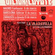 v coyote/ madrid, barcelona, zaragoza 2020