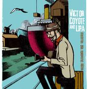 victor coyote & lipa/ madrid- salamanca- vigo- valladolid/ mayo-junio 2012