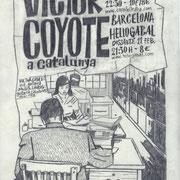 v coyote/ café del teatre/ lleida- heliogabal/barcelona/ febrero 2012