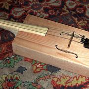 violon sans échancrures