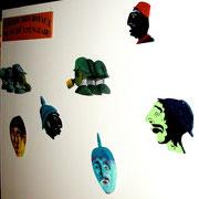 silhouettes, 1ere ligne…