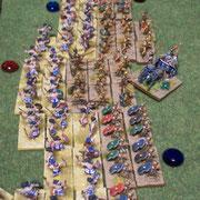 der Hauptkampf der Infanterie