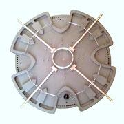 HADACO - Ausführung Kunststoff grau