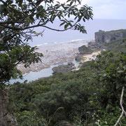 沖縄最南端の海