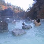 「姥湯温泉」(山形県米沢市)