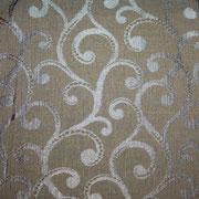Ткань портьерная Io Арт. Starfish antique 537082/6; высота 310 см; плотность 280г;