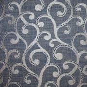 Ткань портьерная Io Арт. Starfish denim 537082/5; высота 310 см; плотность 280г;