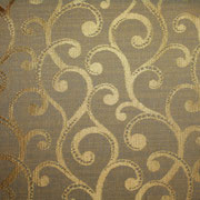 Ткань портьерная Io Арт. Starfish gold  537082/2; высота 310 см; плотность 280г;