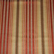 Ткань портьерная Io Unique Арт. Lollipop Spice 537072/4; ширина 143 см; плотность 186 гр.; раппорт 14 см; состав 45,3% полиэстер, 41% хлопок, 13,7% вискоза