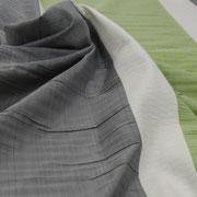 Scarlett green, ширина 145 см; состав 96% полиэстер, 4% хлопок