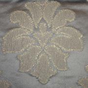 Ткань портьерная Io Арт. Tiara grey 537084/3; ширина 138 см; плотность 306г; состав 100% полиэстер