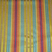 Ткань портьерная Io Unique Арт. Lollipop Shiny 537072/7; ширина 143 см; плотность 186 гр.; плотность 317 гр.; раппорт 14 см; состав 45,3% полиэстер, 41% хлопок, 13,7% вискоза